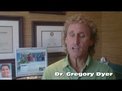 Severe Underbite - treatment before and after pics & video, Dr. Greg Dyer