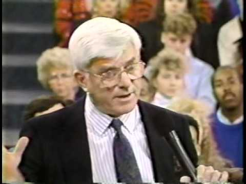 Donahue on WWF Drug & Sex Scandal in 1992