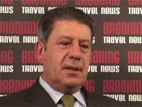 Alfonso Imperato, Director, Furore Inn Resort @ WTM 2007