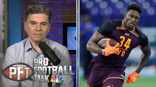 NFL Draft 2019: D.K. Metcalf believes he's most complete receiver | Pro Football Talk | NBC Sports