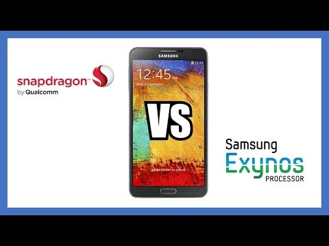 Видеотест Samsung Galaxy Note 3: Snapdragon 800 против Exynos 5 Octa