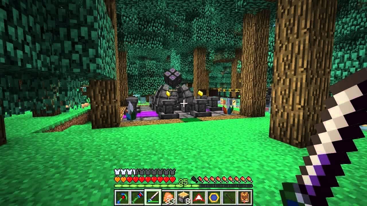 Minecraft mindcrack ftb nebris