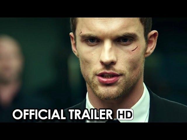 The Transporter Refueled Official Trailer #2 (2015) - Ed Skrein HD