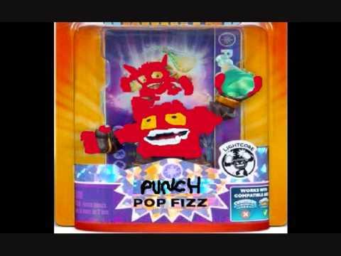 Lightcore Punch Pop Fizz Lightcore Punch Pop Fizz