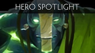 Dota 2 Hero Spotlight - Earth Spirit