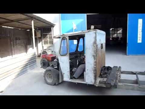 Китайский автомобиль   грузовик, прикол!!!