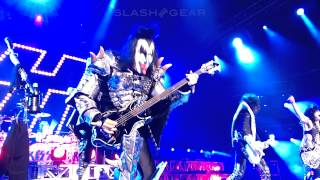Harman presents KISS in concert at CES 2015