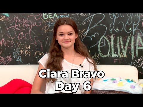 Ciara Bravo's Favorite Song! 10 Days of Ciara Bravo, Day 6