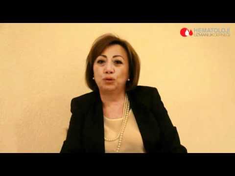 Türkiye'de çocuk kemik iliği nakli - prof.dr. gülyüz öztürk