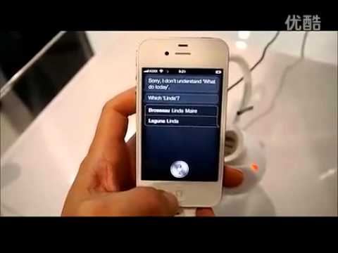 japan english VS iPhone 4S Siri Music Videos