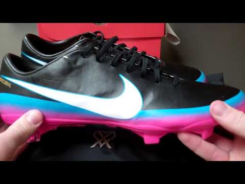 Nike Mercurial Vapor VIII CR7 ACC Unboxing and Review
