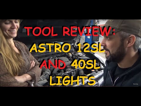 Tool Review: Astro 12SL & 40SL Lights