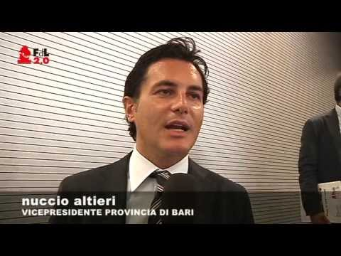 PRESENTATA LA 77° FIERA DEL LEVANTE: INTERVISTA A NUCCIO ALTIERI