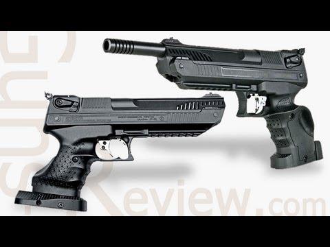 Zoraki HP 01 Light, Ultra. Обзор и Сравнение Мультикомпрессионных Пистолетов от Guns-Review.com