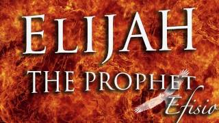 Elijah The Prophet - Efisio Cross