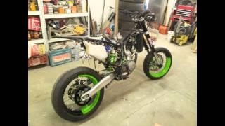 Aprilia MX 125 Green project