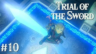 THE FINAL BATTLE: Zelda BotW Trial of the Sword #10