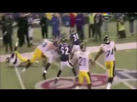 Baltimore Ravens - DE Paul Kruger Video