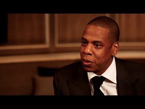 A word from Jay-Z