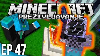 Minecraft: Preživljavanje #47 - ULTRA WITHER SKELETON