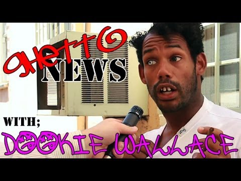 GHETTO NEWS With Dookie Wallace - Donald Sterling, Tornadoes, And George Clooney