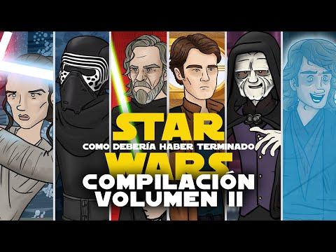 STAR WARS Compilación HISHE Volumen Dos