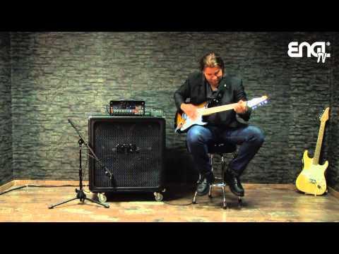 Engl -TV E606 Ironball Amp-head demo by Bernd Aufermann