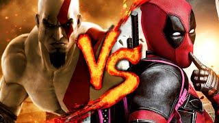DEADPOOL VS KRATOS | Batalla De Rap | BTH GAMES | Prod. IduBeats