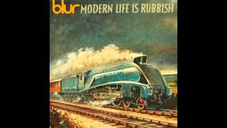 Watch Blur Star Shaped video