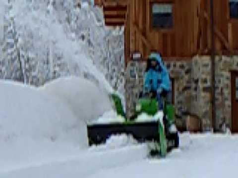...al Mas de la Bolp, in Val di Rabbi -Trentino-, è arrivato il Cingo della Merlo!