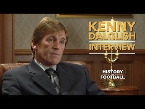 Kenny Dalglish Interview | History Of Football Interviews