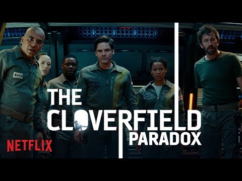 THE CLOVERFIELD PARADOX | NETFLIX