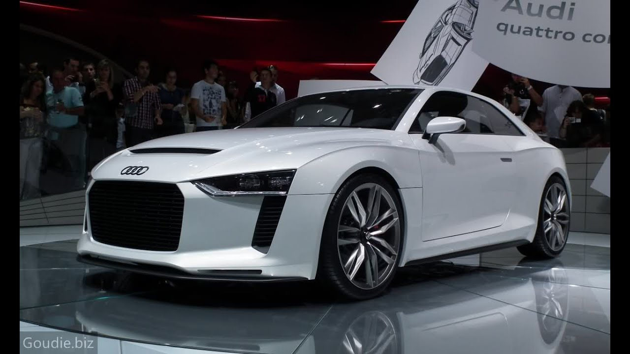 Audi R8 New Future Concept 2015 Youtube