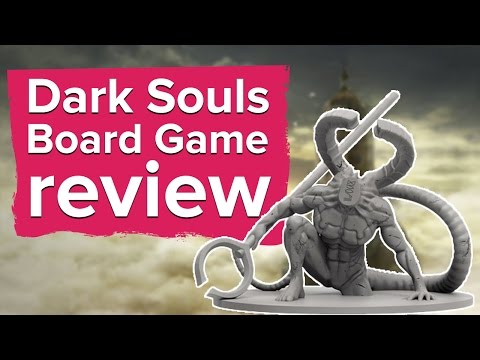 Dark Souls the Board Game Review