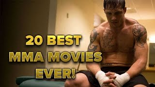 TOP 20 BEST MMA MOVIES EVER   FIGHTING MOVIES