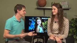 Hayesville Basketball Star Stephanie Patton