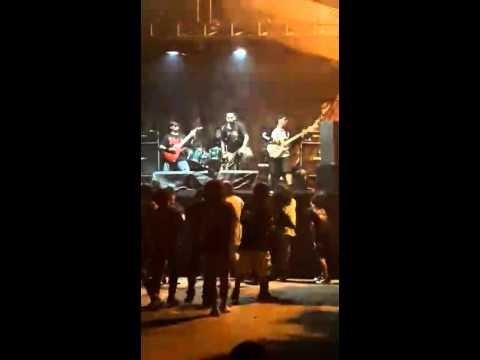 QISHASH - Merah Saga (#Save #Palestine) live stage