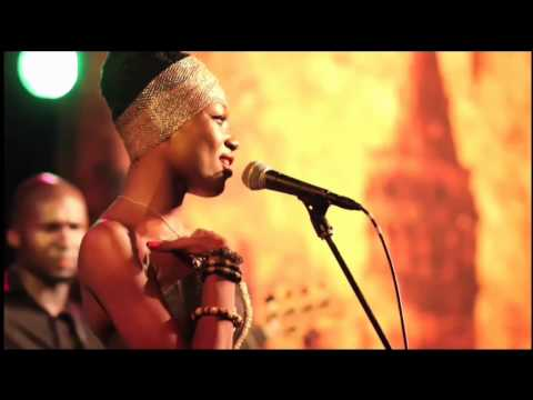 Efya - 'Cigarette' live in NYC