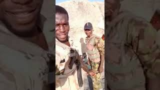 Igbo Soldiers sent to kill boko haram in sambisa forest