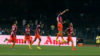 Live football score,ISL 2016: HALF-TIME FC Pune City 0-0 Mumbai City FC