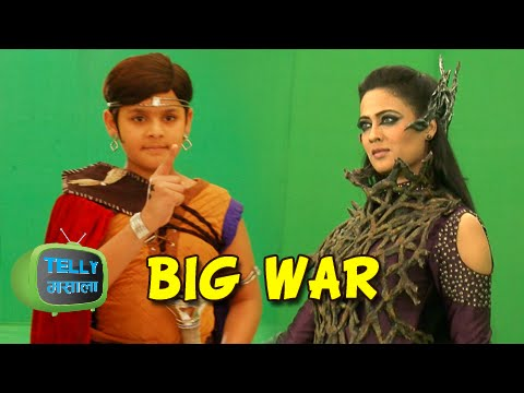 Shweta Tiwari As Mahabhasmpari In BAAL VEER - SAB TV SHOW thumbnail