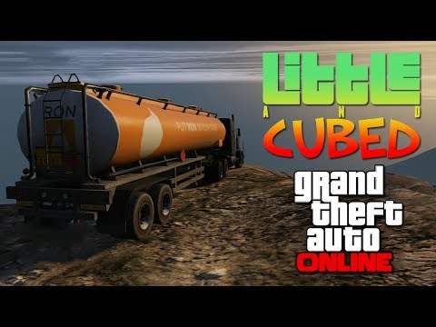 Little and Cubed: Mountain Delivery! - GTA Online