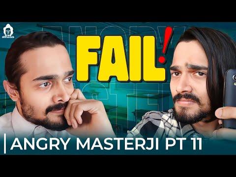 BB Ki Vines- | Angry Masterji- Part 11 |