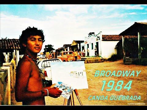 Canoa Quebrada Brasile Canoa Quebrada Ceará Brasil