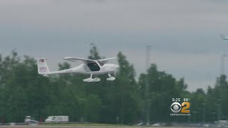 Norway Tests Electric Plane In Hopes Of Making Air Travel Go Green