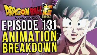Farewell! Episode 131 Animation Breakdown - Dragon Ball Super