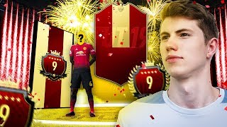 FIFA 19: PLATZ 9 DER WELT FUT CHAMPIONS TOP 100 REWARDS! HEFTIGER INFORM! 😱🔥