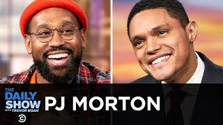 "PJ Morton - Embracing His Soul Music Side with ""Gumbo Unplugged"" 