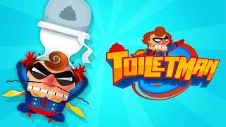 Toilet Man - Funny Game for iPhone and Android