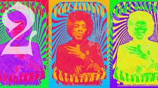 Photoshop Tutorial: Part 2 ~ How to Create a 1960s Psychedelic Poster (Design #3)